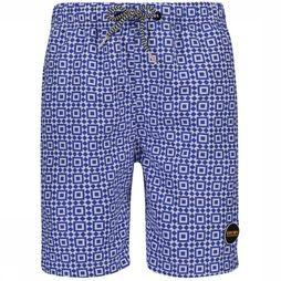 Swim Shorts Tileprint