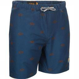 Shiwi Swim Shorts Turtle Island Swimshort blue