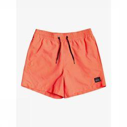 Quiksilver Zwemshort Everyday Volley Youth 13 Middenrood
