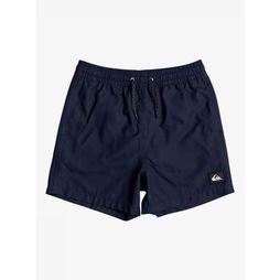 Quiksilver Zwemshort Everyday Volley Youth 13 Donkerblauw