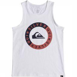 Quiksilver Top Eqbzt03687 white