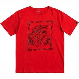 Quiksilver Top Soul Arch red