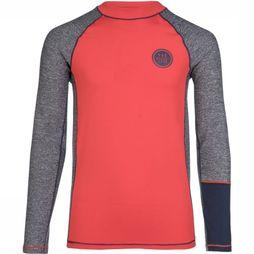 Protest Lycra Forces red/mid grey