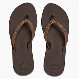 Reef Flip Flop Cushion Luna dark brown