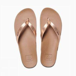Reef Flip Flop Cushion Bounce Court gold