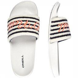 O'Neill Flip Flop Fw Slide Terry black/off white