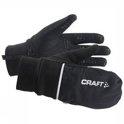 Craft Handschoen Hybrid Weather Zwart