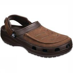 Crocs Flip Flop Yukon Vista Clog dark brown