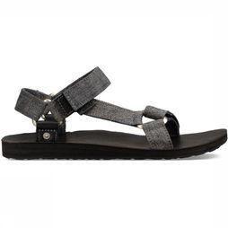Teva Sandal Original Universal Denim Black/Dark Grey Mixture