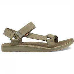 Teva Sandale Original Universal Leather Kaki Moyen