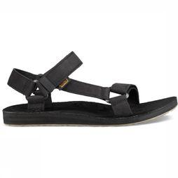 Teva Sandaal Original Universal Leather Zwart