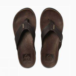 Reef Slipper J-Bay Iii Donkerbruin/Middenbruin