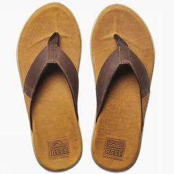 Reef Flip Flip Cushion J-Bay camel/dark brown