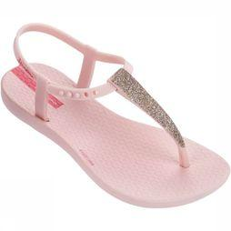 Ipanema Sandale Charm Kids Rose Clair