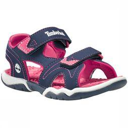 Timberland Sandal Adventure Seeker 2 S dark blue/red