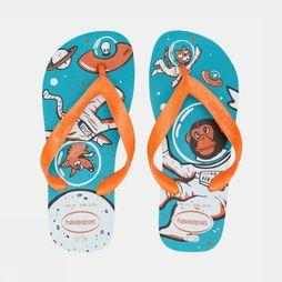 Havaianas Flip Flop Radical blue/orange