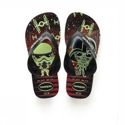 Havaianas Slipper Kids Kids Max Star Wars  Zwart/Assortiment