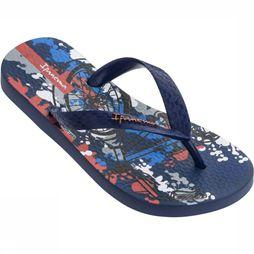 Ipanema Slipper Classic Kids Blauw