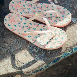 Reef Flip Flop Little Stargazer Prints light pink/blue