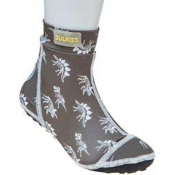 Duukies Beachsocks Shoe Dino Grey White dark grey/off white