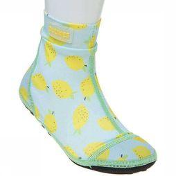 Duukies Beachsocks Shoe Lemon Mint Yellow light green/yellow