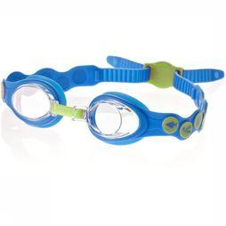 Speedo Zwembril Goggles Jun Sea Squad Blauw/Groen