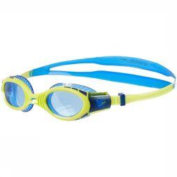 Speedo Swim Glasses Jun Fut Biof Flex blue/yellow