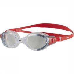 Speedo Swim Glasses Futura Biofuse Flex red