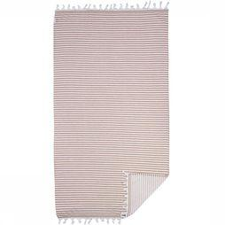 Protest Beach Towel Tholav mid pink/white