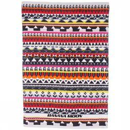 Banana Moon Serviette De Plage Wood Towel Cotton Rouge/Assortiment