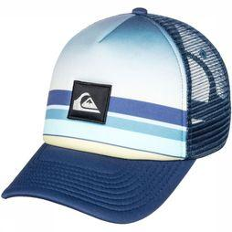 Quiksilver Cap Set Coming You Hdwr Bte0 dark blue