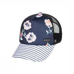 Roxy Hat Honey Coconut dark blue/Assortment Flower
