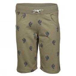 Ayacucho Junior Shorts Afro mid khaki