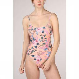 Barts Bathing Suit Zanu Suit mid pink/Assortment Flower
