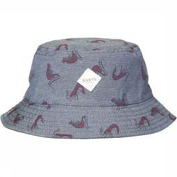 Barts Hat Antigua jeans blue/red