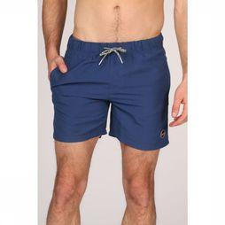 Shiwi Swim Shorts Solid Mike jeans blue