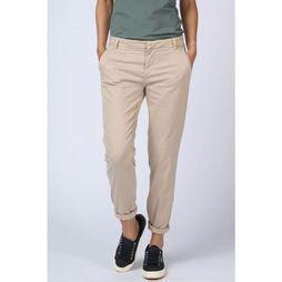 Yaya Trousers Basic sand