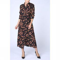 Jurk Maxi Small Flower Print