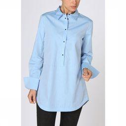 Yaya Shirt Blouse Big Cuff light blue