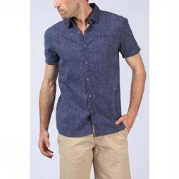 No Excess Shirt 85420204 dark blue/Assortment Geometric
