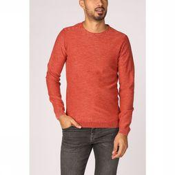 No Excess Pullover 90-230104 mid red
