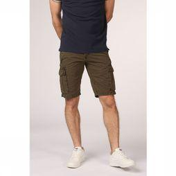 No Excess Shorts 90-8190302 dark khaki/Assortment Geometric