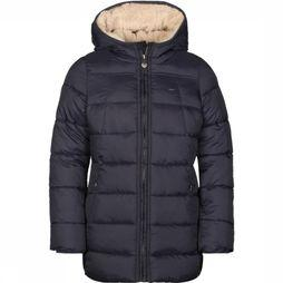 FarOut Manteau Basic Teddy Bleu