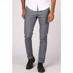 Pantalon denton stripe