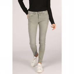 Yaya Jeans Skinny Colored Denim Lichtgroen