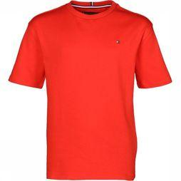 Tommy Hilfiger T-Shirt Th Boxy Back Rood