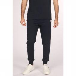 Tommy Hilfiger Pantalon Global Striped Bleu Foncé
