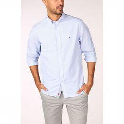 Tommy Hilfiger Shirt Mw0Mw12674 light blue/white