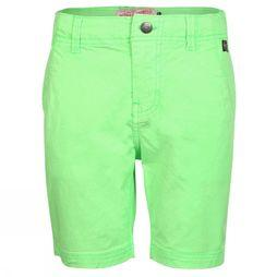Petrol Shorts Chino mid green