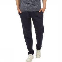 Skiny Pantalon de Survetement Loungewear Collection Long marine
